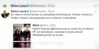 Relator de la CIDH Y Observadora de la ONU manifestaron su preocupación por Salvador Adame