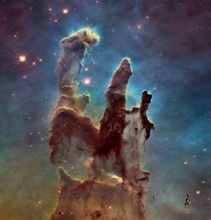 Astrónomos estudian nebulosas para entender composición del universo