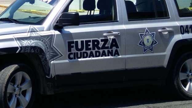 Un policía lesionado tras balacera en la Vasco de Quiroga, en Morelia