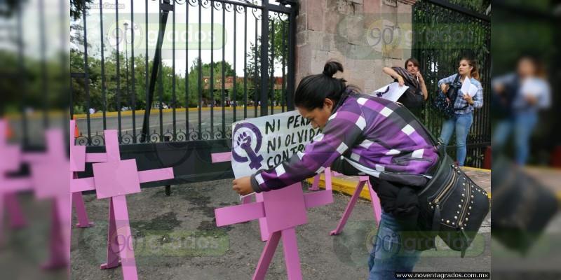 Alerta de Género en Michoacán, fracaso oficial; en un año, 200 mujeres  asesinadas