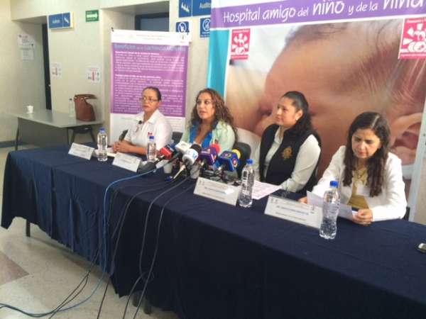 Hospital de la Mujer de Morelia celebrará la Semana Mundial de la Lactancia Materna