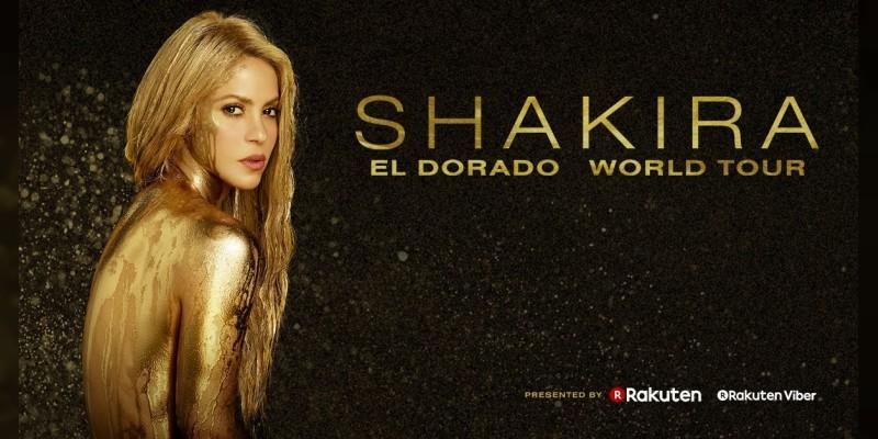 Shakira regresa a México y podría llegar a Morelia