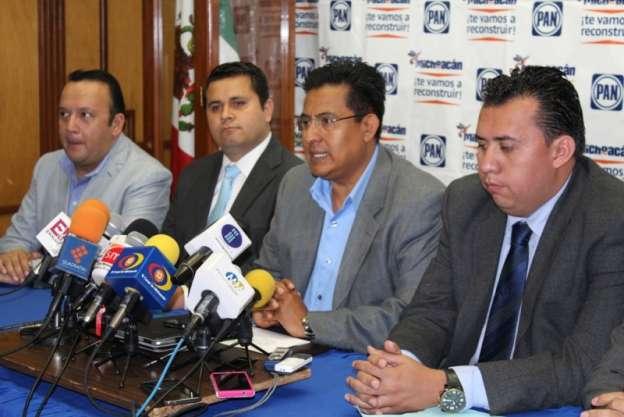 Se usa a las instituciones para intentar revertir resultado electoral en Sahuayo: PAN