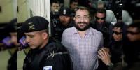 Javier Duarte aceptó su extradición a México, su rostro refleja tranquilidad