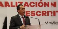 Reforma a la Ley Orgánica de la Administración Pública, optimizará trabajos y recursos: Adrián López