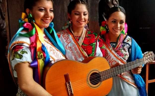 Del 1 al 9 de agosto, la tradicional Feria Nacional de la Guitarra en Paracho, Michoacán