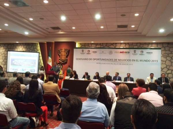 Michoacán mira hacia mercados asiáticos