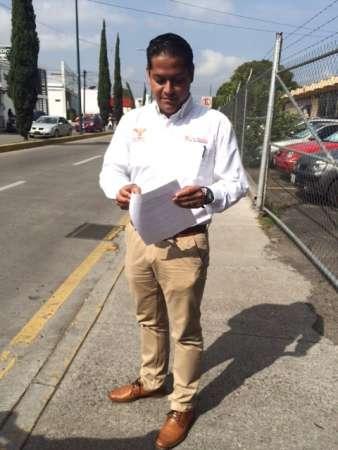 Acusa Movimiento Ciudadano a Alcalde de Morelia y empresa ferroviaria de irregularidades