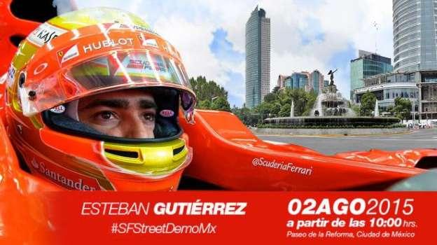 Implementarán dispositivo de seguridad por evento de Fórmula 1 en el Paseo de la Reforma
