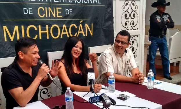 Este 7 y 8 de agosto el Festival Internacional de Cine de Michoacán