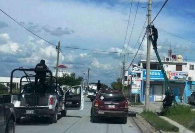 Desactivan 14 cámaras del crimen organizado en Reynosa, Tamaulipas; van más de 180
