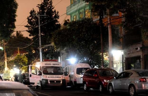 Localizan cinco cuerpos al interior de departamento en la colonia Narvarte, en la Ciudad de México