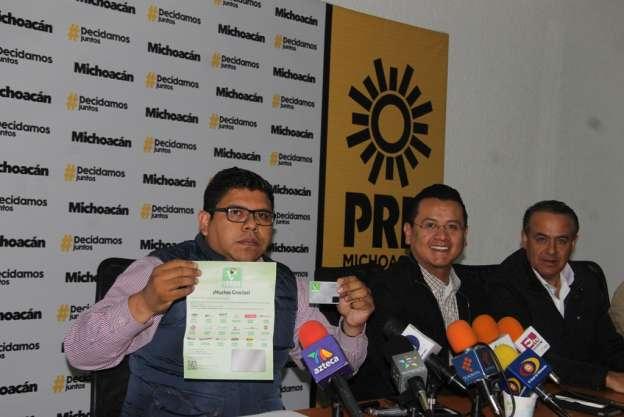 Multa el INE al Partido Verde por más de 2 millones de pesos por entrega ilegal de Tarjetas Platino, celebra el PRD