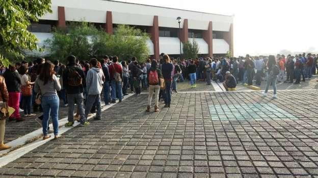 Presentan su examen de admisión a la Universidad Tecnológica de Morelia, más de 800 aspirantes