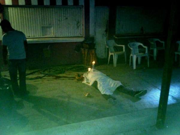 Asesina elemento de la Fuerza Rural a su compañero, en Buenavista, Michoacán