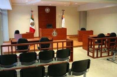 Inauguran dos salas de oralidad para audiencias del NSJP en Uruapan