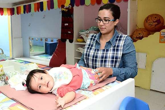 Del 1 al 7 de agosto, la Semana Mundial de la Lactancia Materna