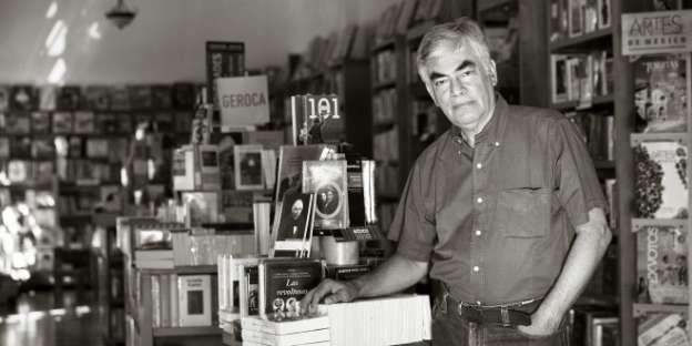 Falleció el escritor y periodista Marco Aurelio Carballo