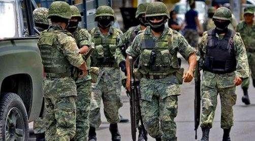 Varios lesionados tras enfrentamiento a balazos en Apatzingán, Michoacán