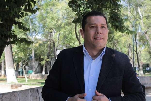Alto a la corrupción en el Ayuntamiento moreliano: Juan Carlos Barragán