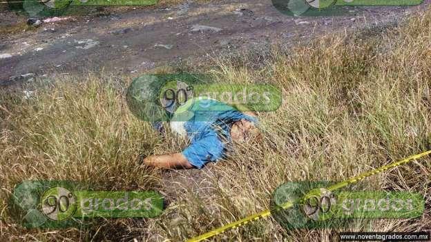 Tras persecución y balacera, ejecutan a gerente de conocida empresa en Apatzingán, Michoacán