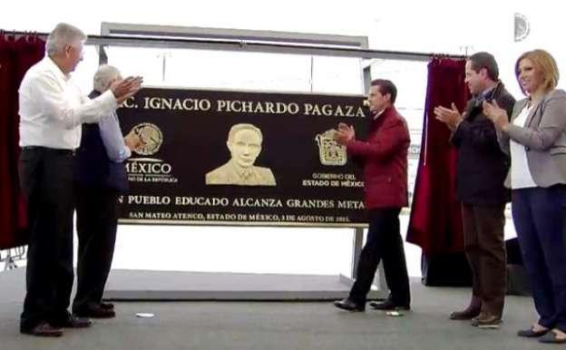 Inversión en infraestructura, premisa de la administración: Enrique Peña Nieto