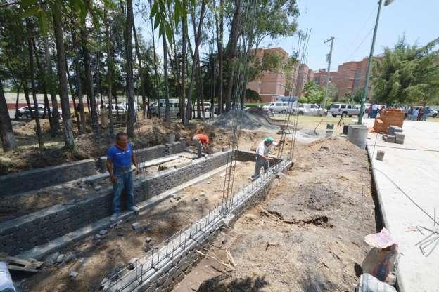 Mejorar el uso de los espacios públicos fortalece la cohesión social: Salvador Abud