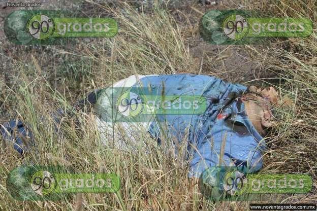 Inicia PGJ Michoacán investigación por asesinato de gerente gasero en Apatzingán, Michoacán