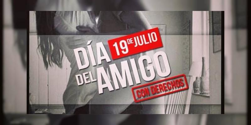 Hoy 19 de julio se festeja el d a del amigo con derechos for Espectaculos del dia de hoy en mexico