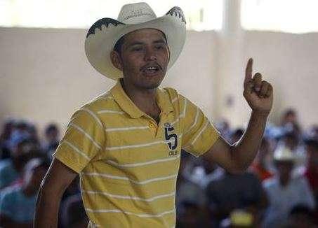 Semeí Verdía, suspendido de la Fuerza Rural: SSP