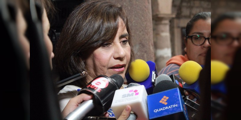 Por un Frente Común para Proteger la vida de José Maldonado, se pronuncia la senadora Luisa María Calderón