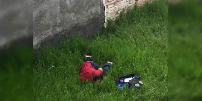 Jacona: Identifican a asesinado durante partido de fútbol