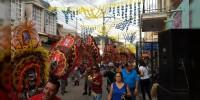 Sahuayo vive la fiesta en honor a Santiago Apóstol