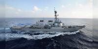 Buque militar de EE UU abre fuego contra barco iraní en el golfo Pérsico