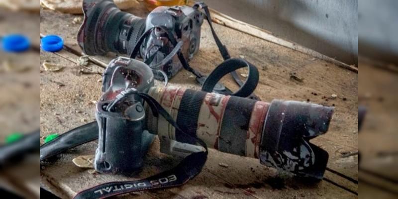 Pronunciamiento de gremio periodístico de Michoacán en solidaridad por amenazas de muerte de la PGJE