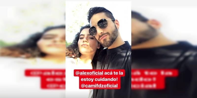 Maluma salió con la hija de Alejandro Fernández y le manda mensaje al potrillo