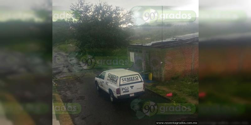 Dentro de costal, hallan a una mujer muerta en Zamora