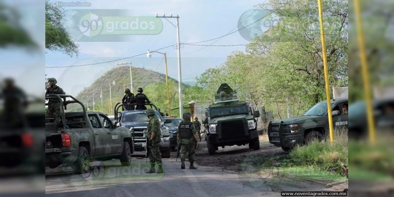 Secuestran y asesinan a tres policías en Salamanca, Guanajuato