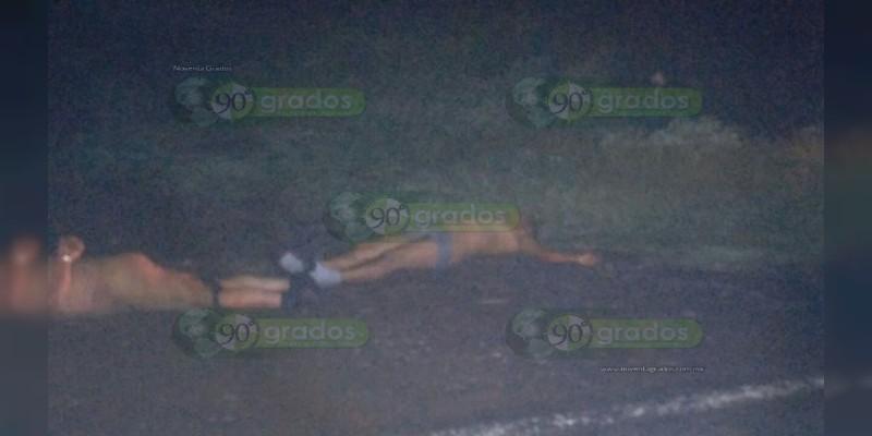 Ejecutan en el estado de Guanajuato a tres polimunicipales