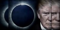 Astrológicamente, el eclipse ha sido especialmente vinculado con Donald Trump