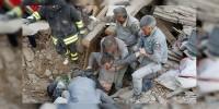 Dramático sismo en Italia deja muertos, niños atrapados y heridos