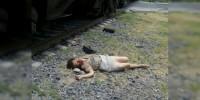 Muere mujer arrollada por el tren en Celaya