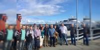 Concreta Compesca alianza estratégica con Noruega en pro del sector acuícola de Michoacán