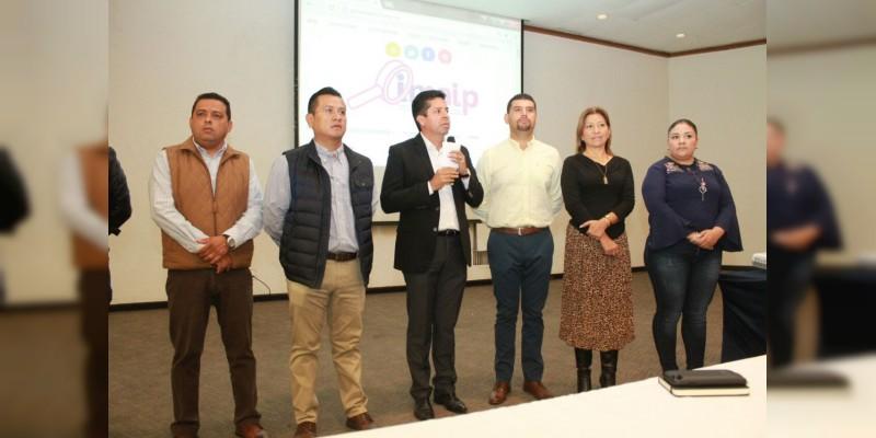 IMAIP capacita a ayuntamientos del PRD en Transparencia y Acceso a la Información