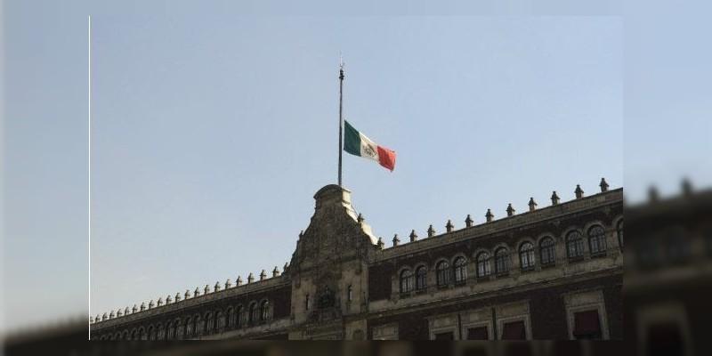 Declaran 3 días de Luto Nacional en México