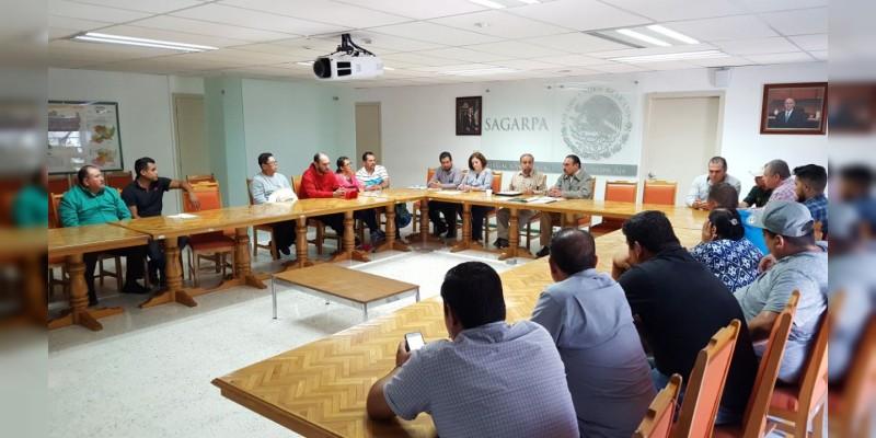 Entrega SAGARPA Michoacán más de 8mdp para impulsar el riego tecnificado