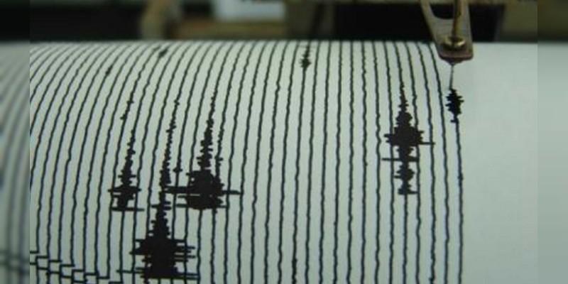 Sismo de magnitud 5.5 Richter sacude costas de California