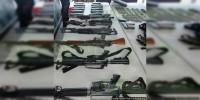 Hallan camioneta con armas afuera de kinder en León, Guanajuato