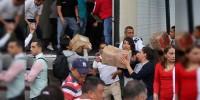 Supera Michoacán expectativas en donaciones para afectados por sismos