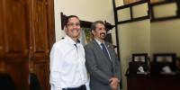 Relación con UMSNH será respetuosa: Villegas Soto